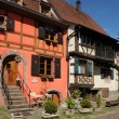 Village of Kaysersberg in Alsace — Foto de stock #14358461