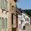 France, the village of Vigny in Val d Oise — Stock Photo