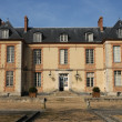 Stock Photo: Castle of Plaisir in Les Yvelines