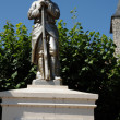 France, war memorial of Bourdonne — Stock Photo #14537613