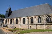 The church of Saint Piat in Eure et Loir — Stock Photo