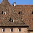 Alsace, old and historical district in Strasbourg - Stock fotografie