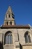 The Saint Etienne church of Bouconvillers in Picardie — Stock Photo