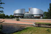 France, the European Court of Human Rights — Stockfoto