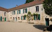 France, Ecancourt farm in Jouy Le Moutier in Val d Oise — Stock Photo