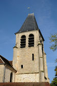 Church of Aincourt in Val d Oise — Stock Photo