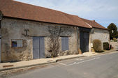 France, the tools museum of Wy dit Joli Village — Stock Photo