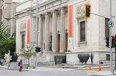 Quebec, museum voor schone kunsten in montreal — Stockfoto