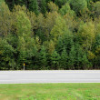 Stok fotoğraf: Quebec, national highway in Matapediin Gaspesie
