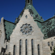 Quebec, the basilica Notre Dame du Cap in Cap de la Madeleine — Stock Photo
