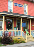 Canada, Quebec, a soap shop in the village of Kamouraska — Stock Photo