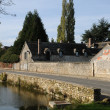 Stock Photo: France, village of Marcq in les Yvelines