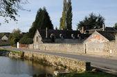 France, le village de marcq dans les yvelines — Photo