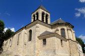 France, the Saint Severin church of Oinville sur Montcient — Stock Photo