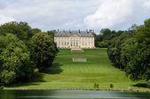 France, the Domaine de Villarceaux in Val d Oise — Stock Photo