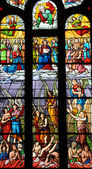 Saint Jean du Baly church in Lannion — Stock Photo