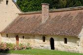 法国,val d domaine de villarceaux 瓦兹 — 图库照片