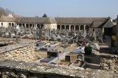 France, le cimetière de montfort l amaury — Photo