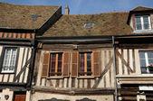 France, the village of Montfort l Amaury — Stock Photo