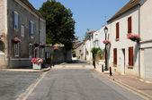 法国的 brueil en vexin les 伊夫林村 — 图库照片