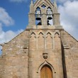 Bretagne, the Sainte Anne church in Tregastel - Photo