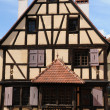 Alsace, the village of  Turckheim in Haut Rhin - Стоковая фотография