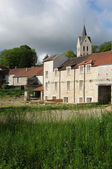 France, the village of Sailly in Yvelines — Stock Photo