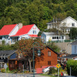 Quebec, the picturesque village of Tadoussac — Stock Photo #19802367