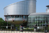 France, the European Court of Human Rights in Strasbourg — Stockfoto