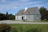 Quebec, the Maison Lamontagne in Rimouski — Stock Photo