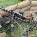 German machine gun MG 42 — Stock Photo #20233051