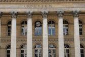 France, Palais Brongniart in Paris — Stock Photo
