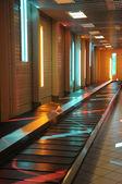 Carousel of Roissy airport — Stock Photo