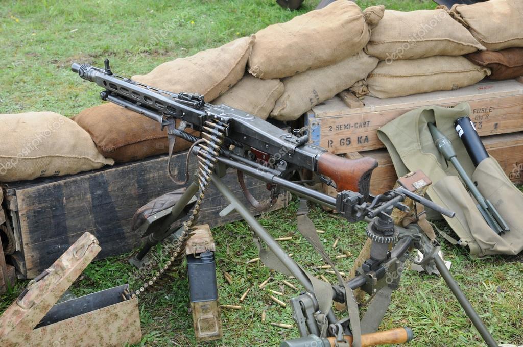 machine gun photos