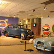 The Volvo Museum in Gothenburg in sweden — Stockfoto