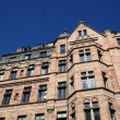 Sweden, old luxurious building in the center of Stockholm — Stock Photo #20333123