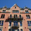 Sweden, old luxurious building in the center of Stockholm — Stock Photo #20391999
