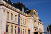 Trouville sur Mer casino in Normandy — Stock Photo