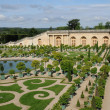 France, garden of the Versailles palace Orangery — Stock Photo