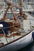 Antigo porto de marselha em provence — Foto Stock