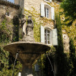 Stock Photo: Village of Saignon in Provence