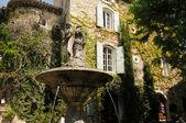 Village of Saignon in Provence — Stock Photo