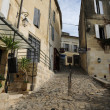 City of Saint Emilion in Aquitaine - Stock Photo
