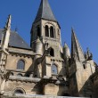 Stock Photo: France, collegiate church of Poissy in Les Yvelines