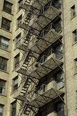 Kanada, gebäude in der stadt von montreal — Stockfoto