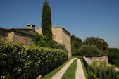 Village of Maubec in Provence — Stock Photo