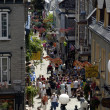 District of Petit Champlain in Quebec — Stock Photo