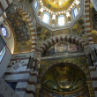 Interior of Notre-Dame de lGarde in Marseille — ストック写真 #22342789