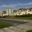 France, the city of Le Touquet Paris Plage in Nord Pas de Calais — Stock Photo