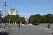 France, old building in les ChampsElysees — Stock Photo